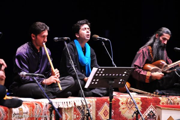با همراهی گروه رومی به آهنگسازی جاوید افسری راد / محمد معتمدی در جشنواره موسیقی اسلو خوش درخشید