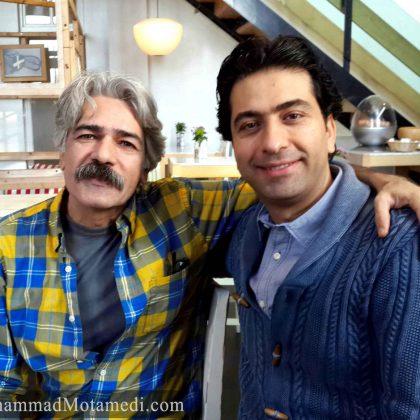 Mohammad Motamedi and Maestro Keyhan Kalhor – Amsterdam – 31 January 2015
