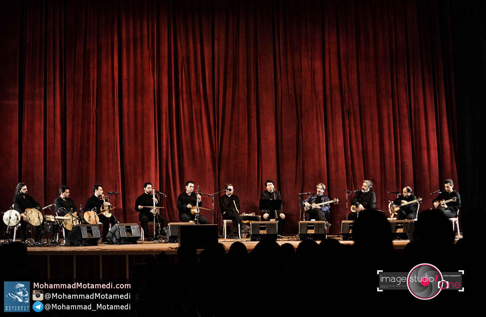 هم آوایان - اصفهان - محمد معتمدی