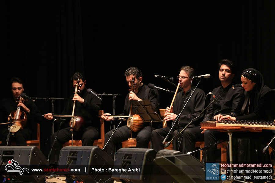 هم آوایان - همدان - محمد معتمدی - حسین علیزاده