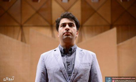 """گزارش تصویری تمرین کنسرت """"محمد معتمدی"""" و گروه موسیقی """"خنیاگران مهر"""""""