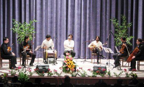 barf khani concert 'che nazdik ast'