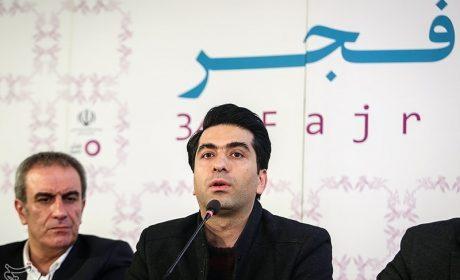 """صحبتهای """"محمد معتمدی"""" در کنفرانس خبری فیلم سینمایی """"سیانور"""" + ویدئو"""
