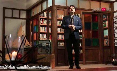 آواز بداهه محمد معتمدی در برنامه کتاب باز + دانلود